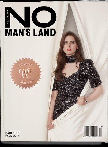 No Man's Land magazine